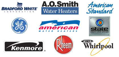 Allentown water heater brands we service