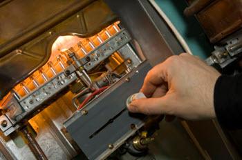 gas furnace checkup